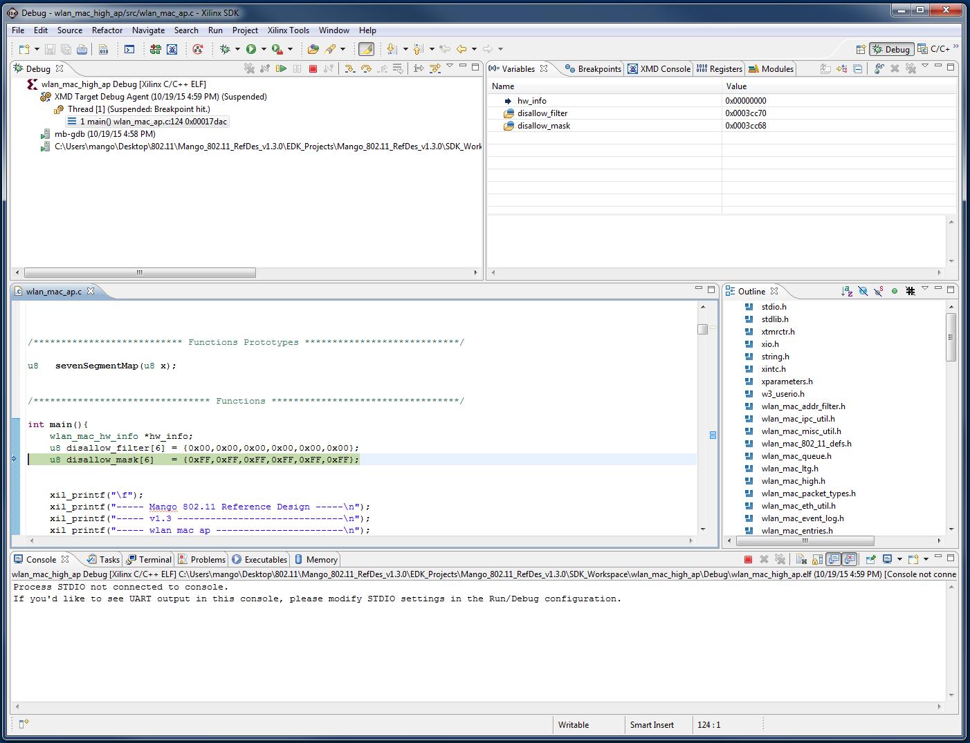 GDB: The GNU Project Debugger