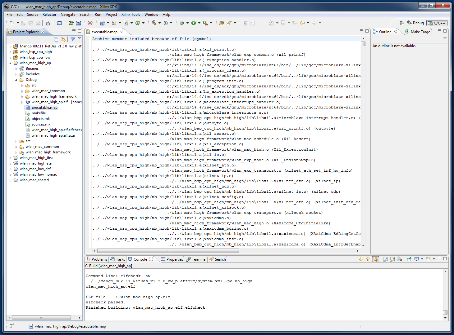 howto/Linker_scripts_MAP_files – WARP Project