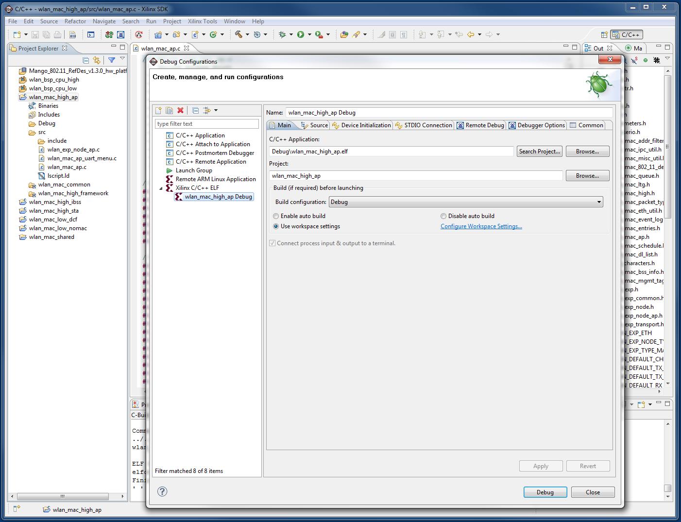 howto/SDK_debugger – WARP Project